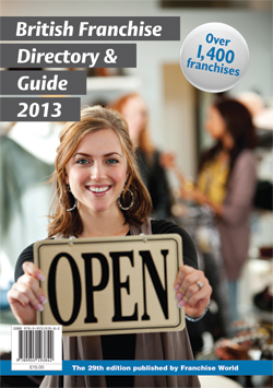 British Franchise Directory 2013
