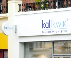 Kall Kwik shop front