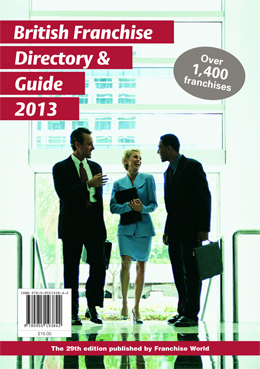 Directory 2013 front cover