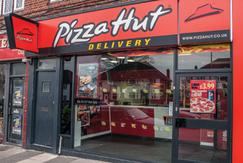Pizza Hut Delivery outlet