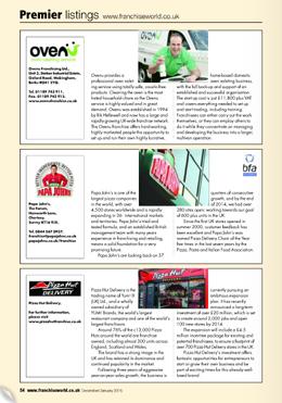 Premier magazine listing