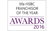 Franchisor of the Year awards 2016
