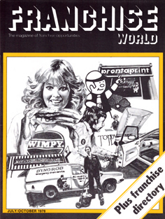 Our first issue - July/Oct 1978