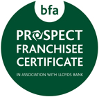 Prospect Franchisee Certificate